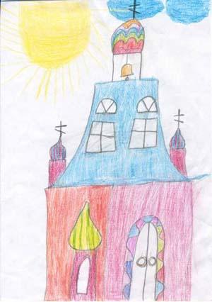 знакомство дошкольников с архитектурой москвы