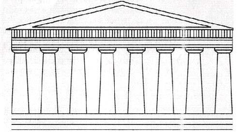 Как нарисовать древнюю грецию поэтапно