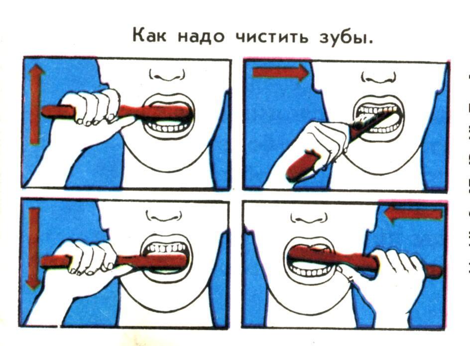 нужно чистить зубы?