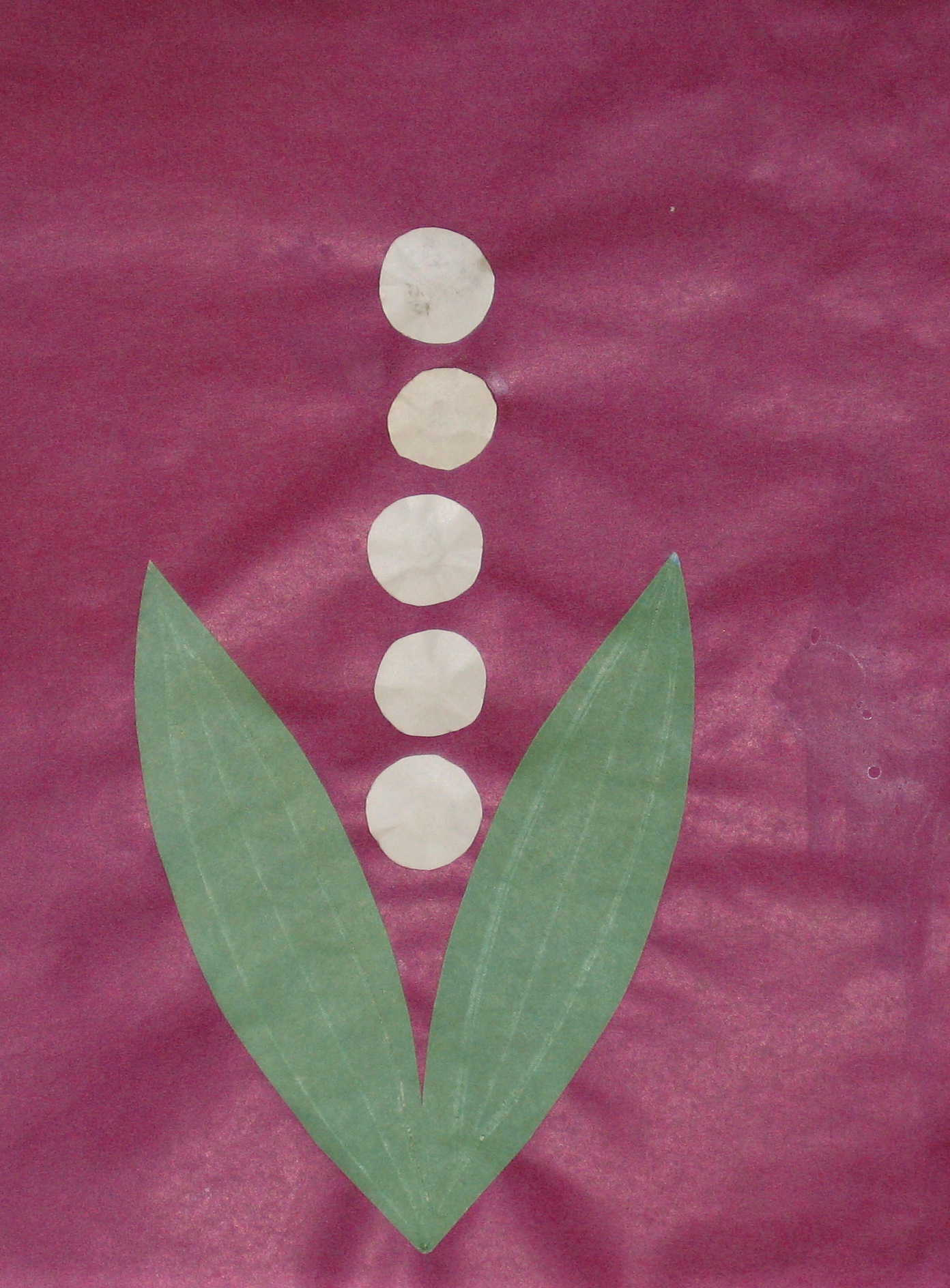 Оригами. Ландыши из бумаги на 8 Марта. Мастер-класс с 82