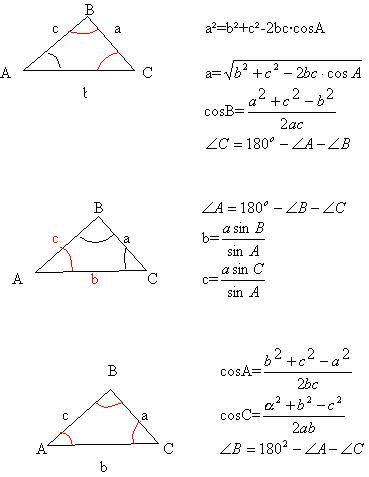 Треугольник задачи и решения задачи с решением по случайным величинам