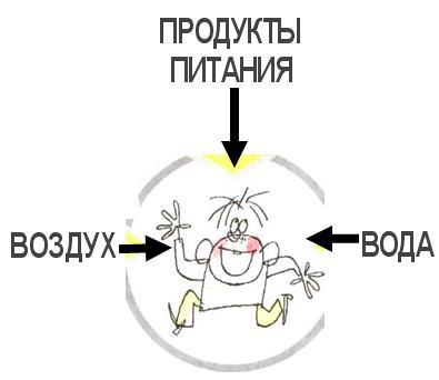 Рассмотрим схему (на доске)