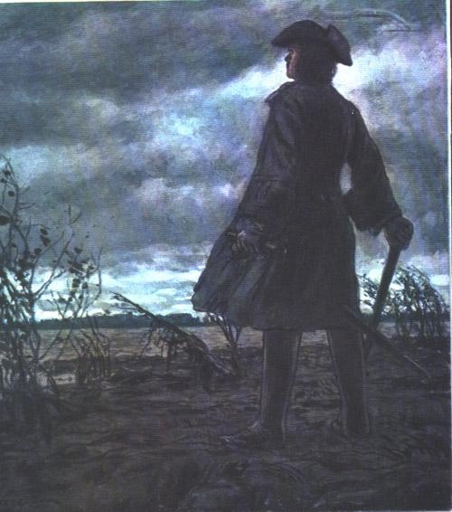 сочинение на тему любимый ерой по поэме пушкина медный всадник