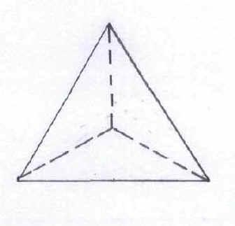 Урок по математике по теме: \u0026quot;Площадь поверхности пирамиды\u0026quot;. 8-й класс