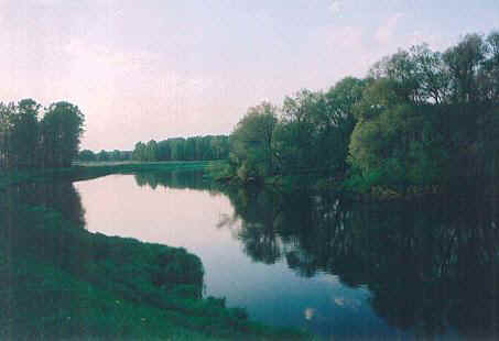 клязьма река фото