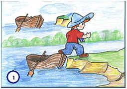 плывет лодка это физическое явление