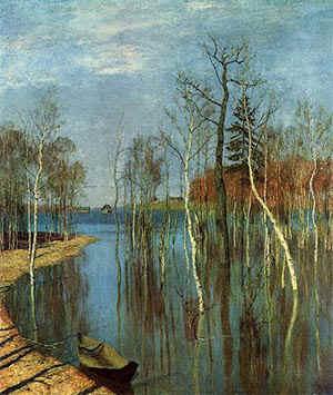 Сочинения на тему Весна (более 15 штук) | 355x300