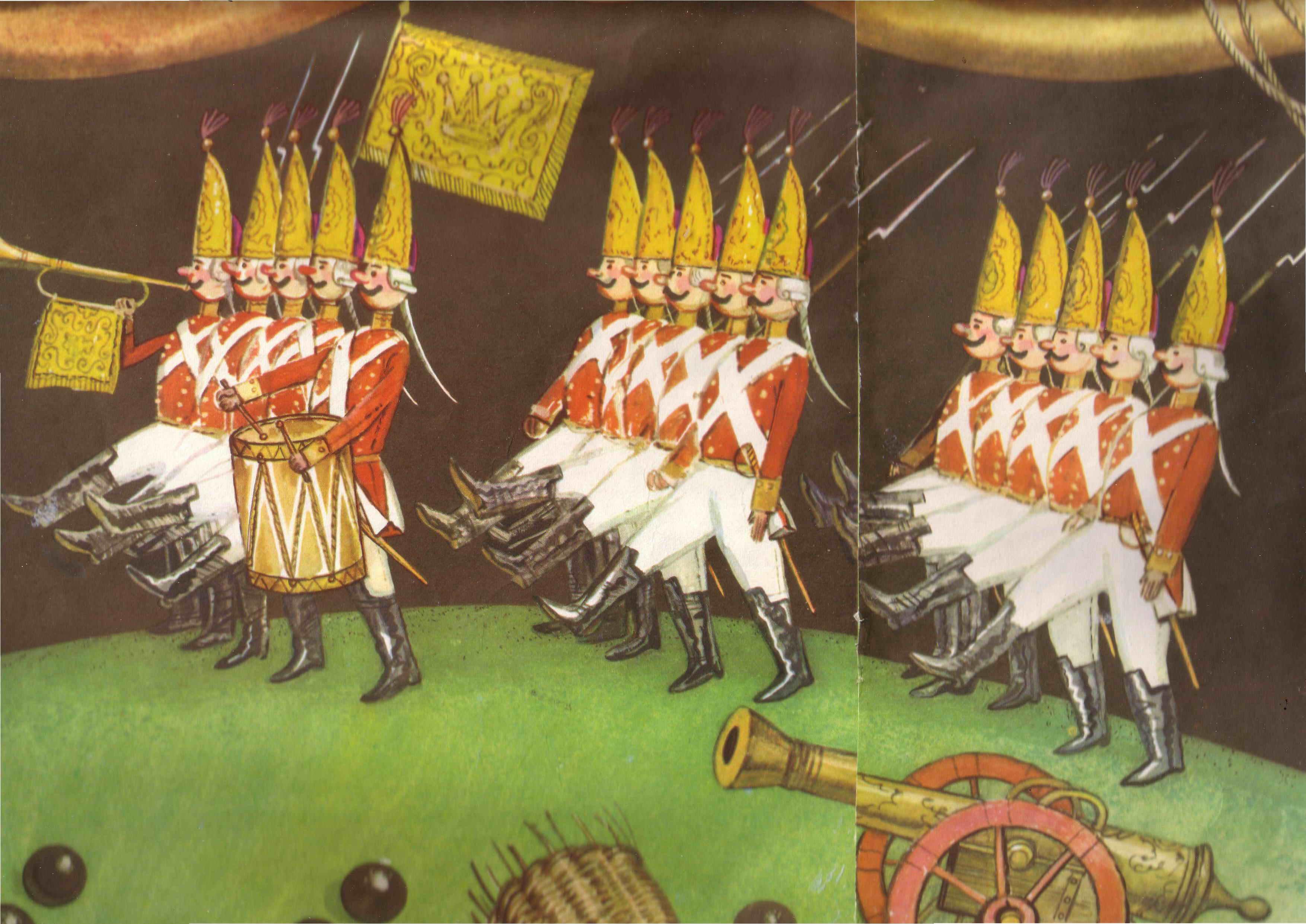Марш деревянных солдатиков чайковский скачать бесплатно mp3