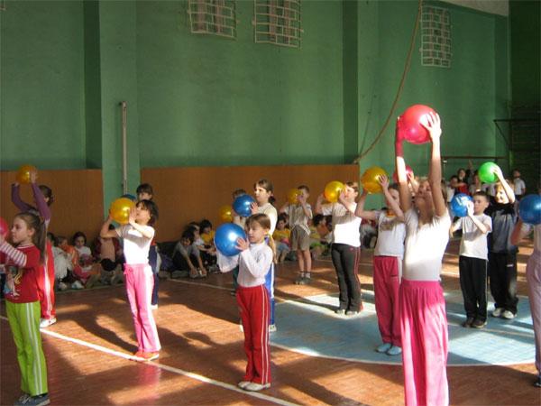 Курсовая работа: Формирование у детей старшего дошкольного возраста представлений о здоровом образе жизни.