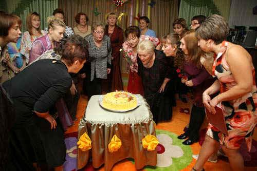 Сценарий проведения юбилея в домашних условиях