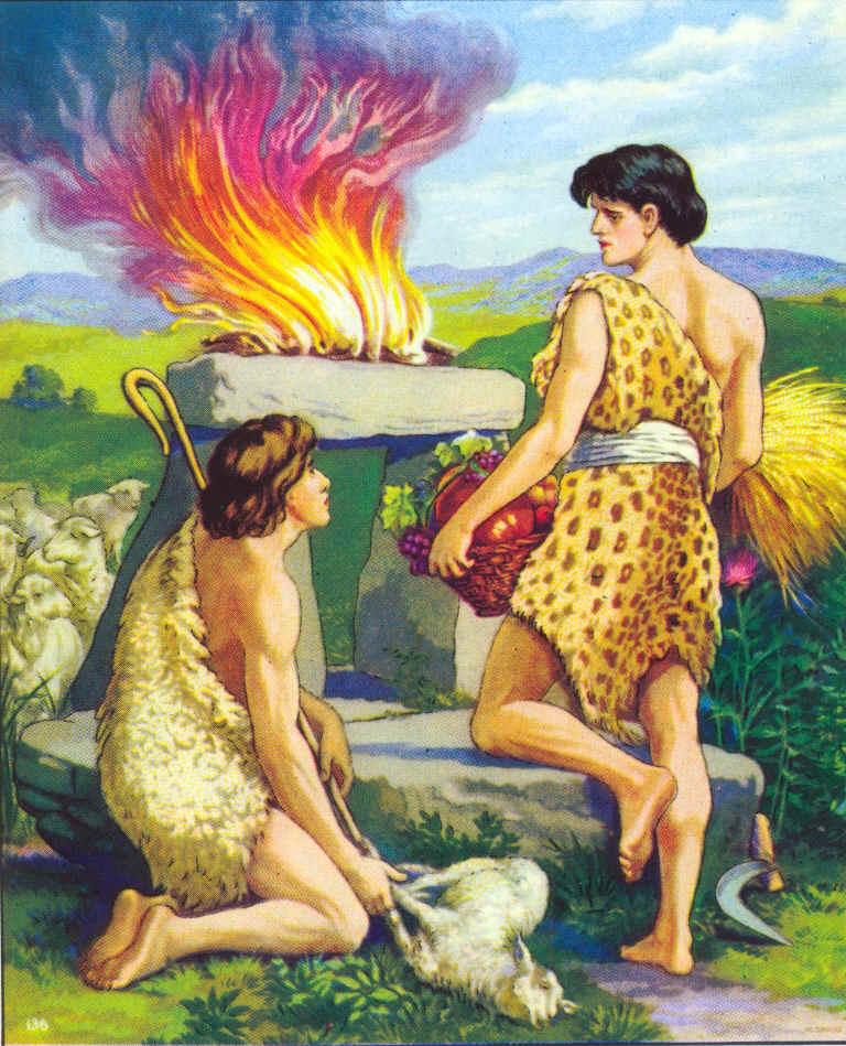 библейские картины: