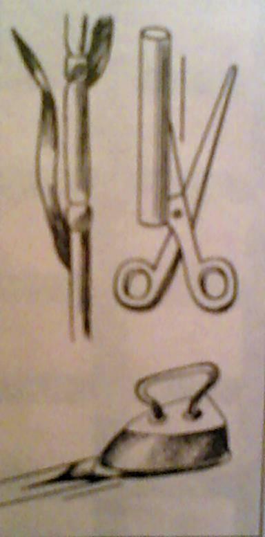 Рисунки на кофте своими руками