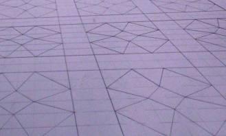 Линейное построение интерьера
