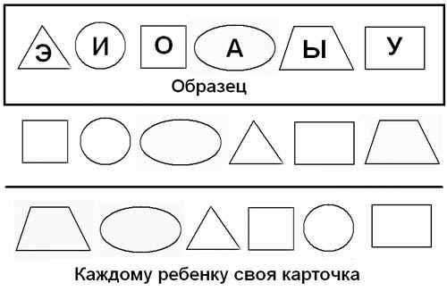 картинки на гласные звуки по логопедии