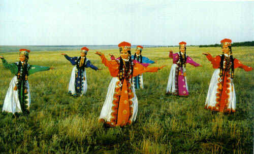 традиции калмыков фото