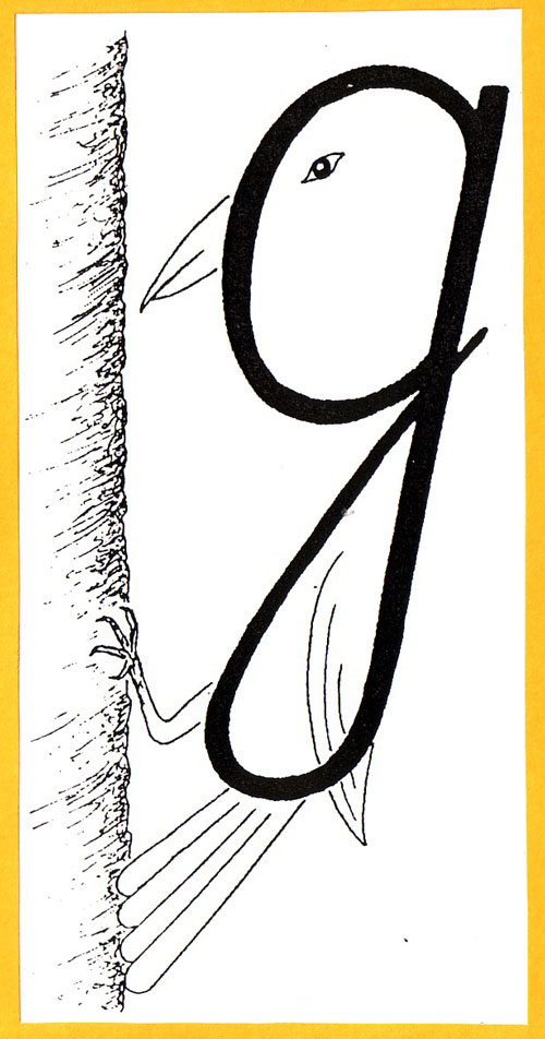 д путает буквы б с