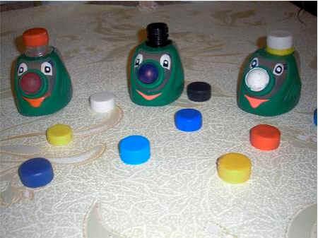 Фото игры для сенсорного развития