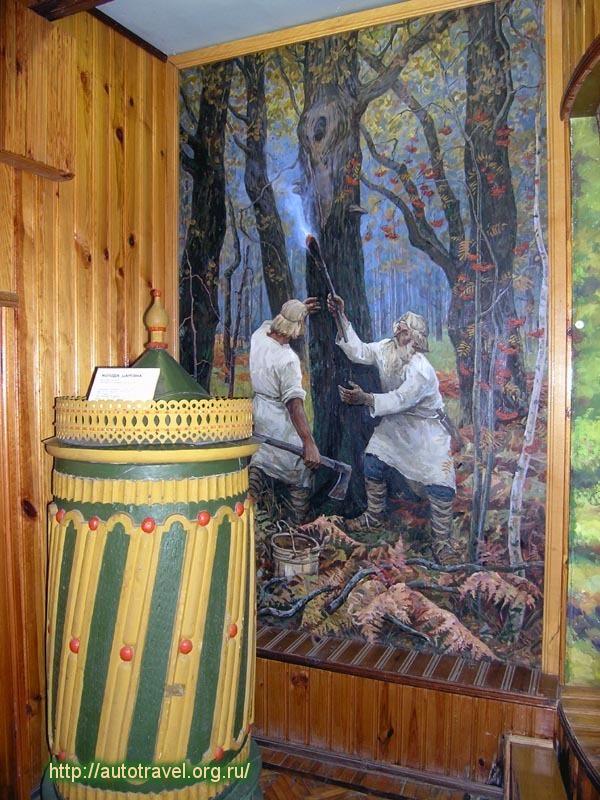 ...пожалуй, самое посещаемое туристами место в Рязанской области.