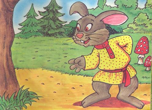 Заяц и черепаха, аудиосказка на русском языке