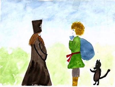 "Обобщающий урок по теме ""Сказочный мир А.С. Пушкина"""