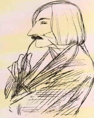 сочинение первое впечатление о портрете в произведении портрет гоголя