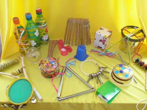 Музыкальная игрушки своими руками