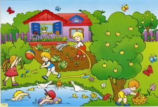 Картинки по временам года осень для дошкольников