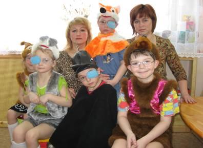 Социализация старших дошкольников с
