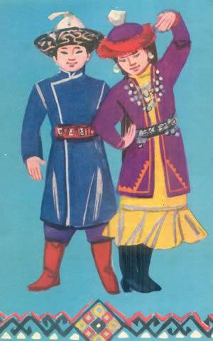 Киргизская Сказка Дыйканбай И Дэв