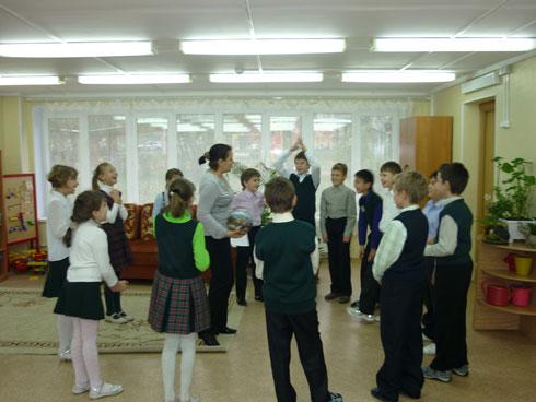 Занятия по обж в начальных классах