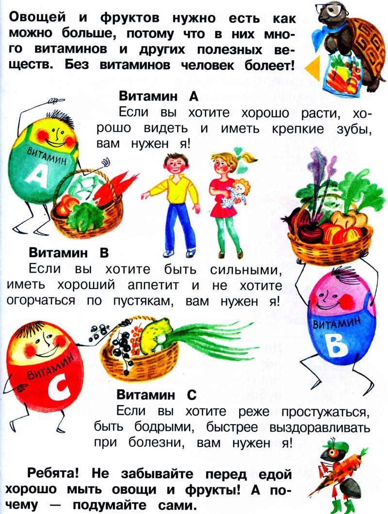 Стихи и поздравления к подарку витамины