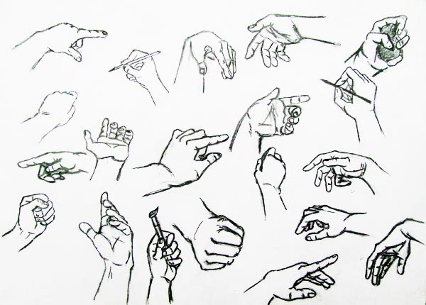 Сложить руки