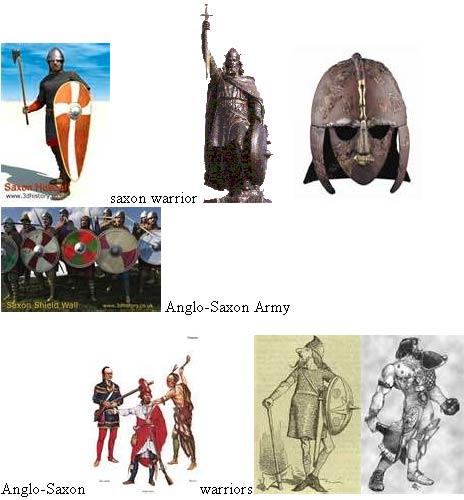 a good anglo saxon man