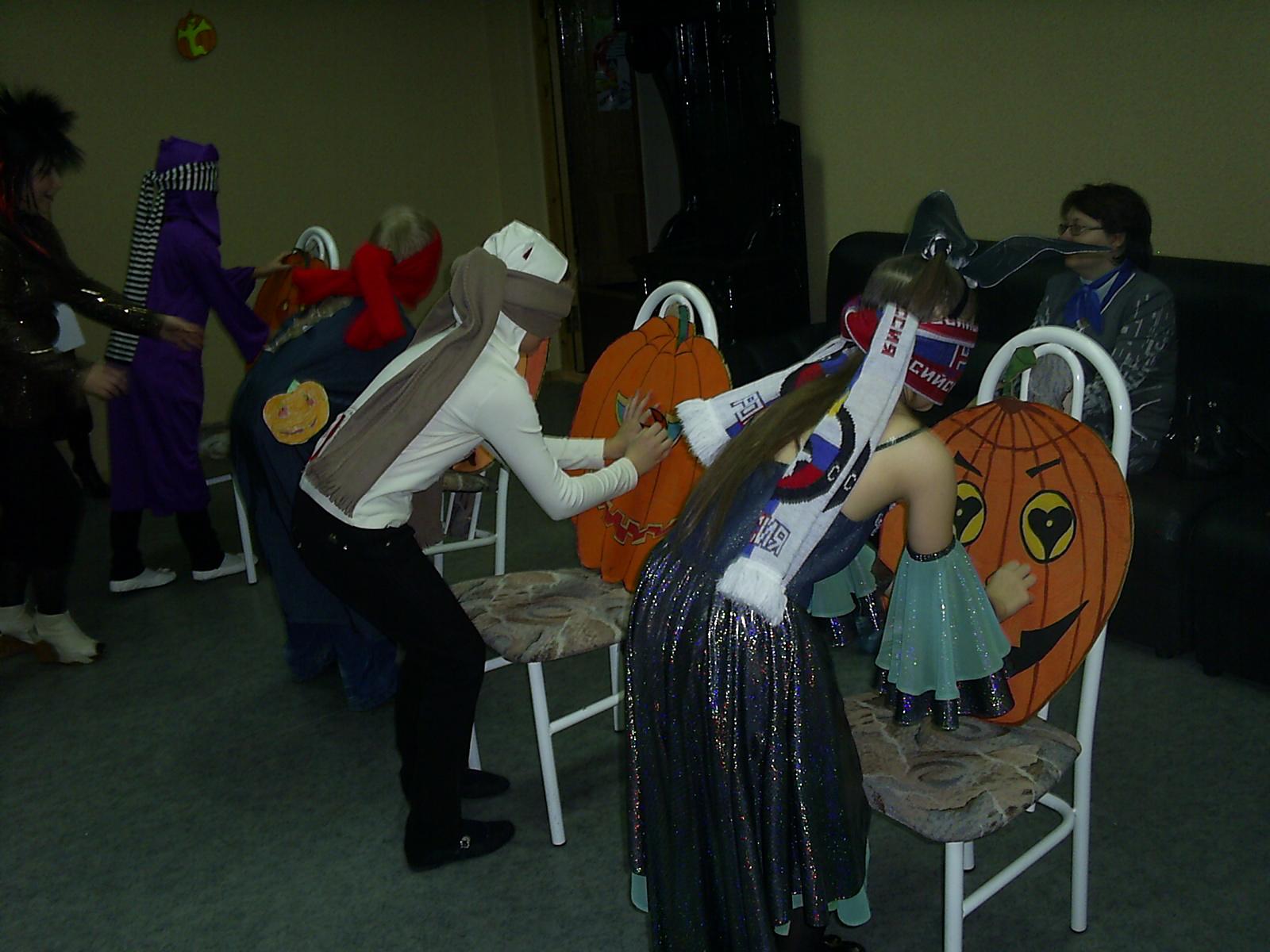 Конкурсы на хэллоуин для подростков 12