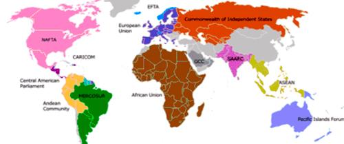 Урок географии в 10 м классе мировое