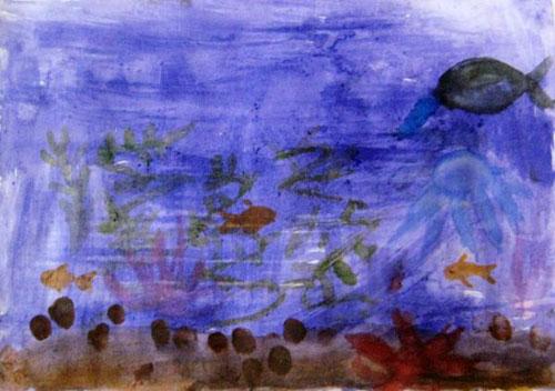 По теме путешествие в подводный мир
