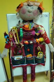 Дидактическая кукла своими рука 31