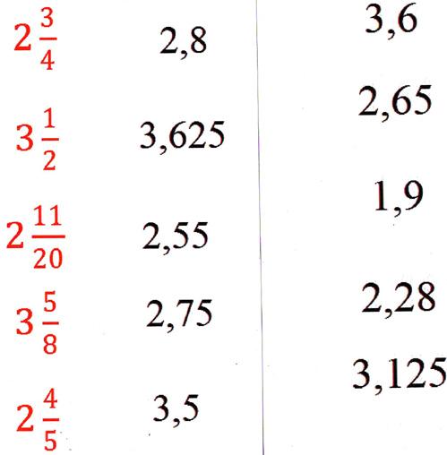 Как из обычной дроби сделать десятичную калькулятор