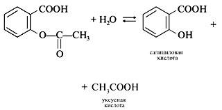 делают монтаж гидролиз ацетилсалициловой кислоты с ищбытком щелочи увеличение