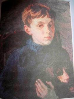 сочинение по картине н a пластов саня маликов 1973
