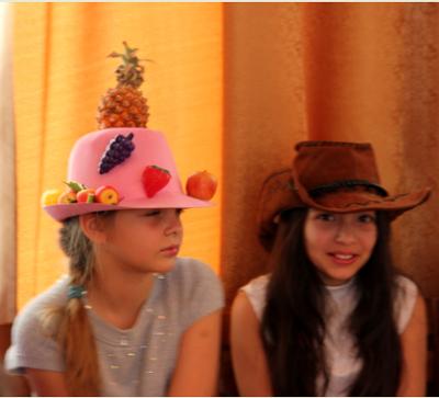 Конкурс шляпа новая