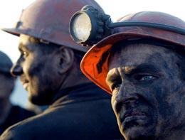 Основная профессия – шахтеры но