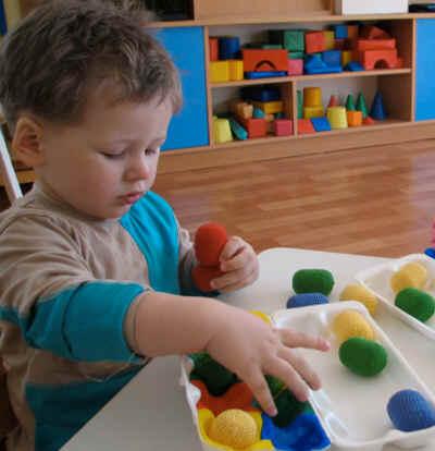 игры по сенсорному воспитанию своими руками