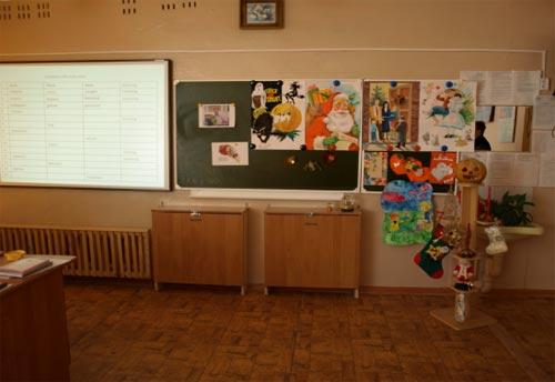 Как оформить открытый урок