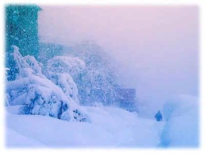 Картинки для детей зарядка зимой