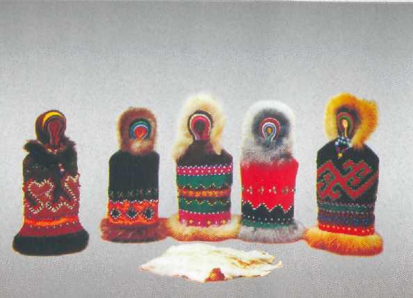 Как сделать хантыйскую куклу своими руками