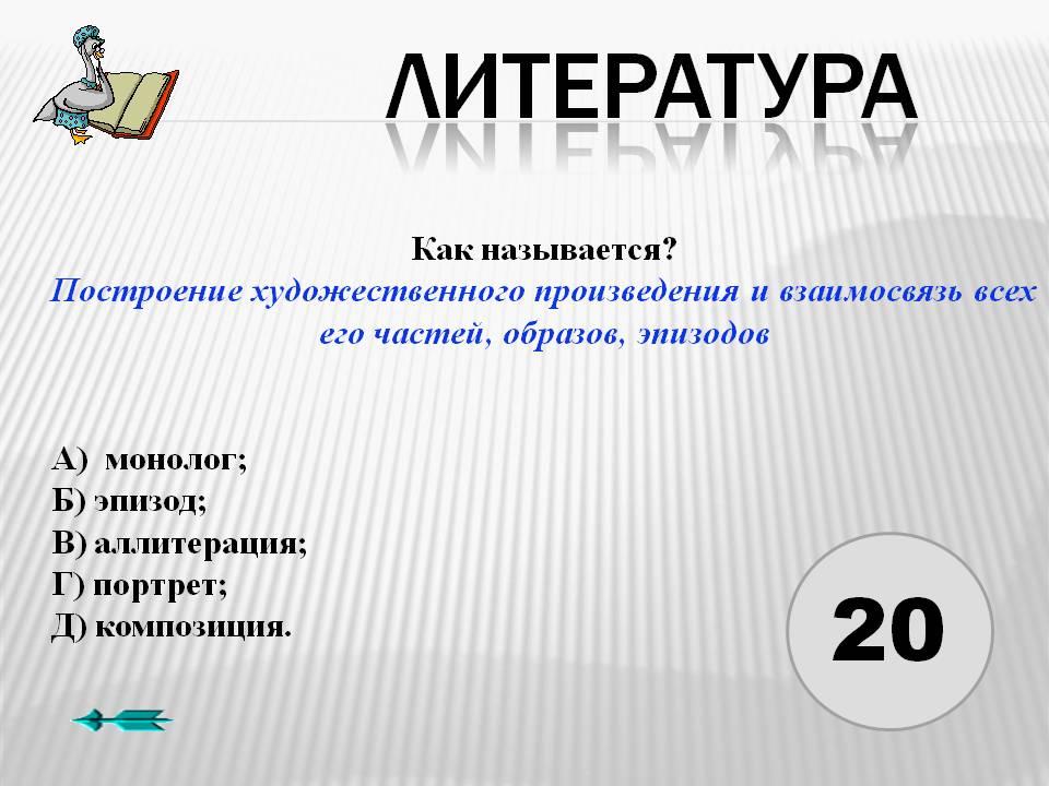 Своя игра конкурс по русскому языку