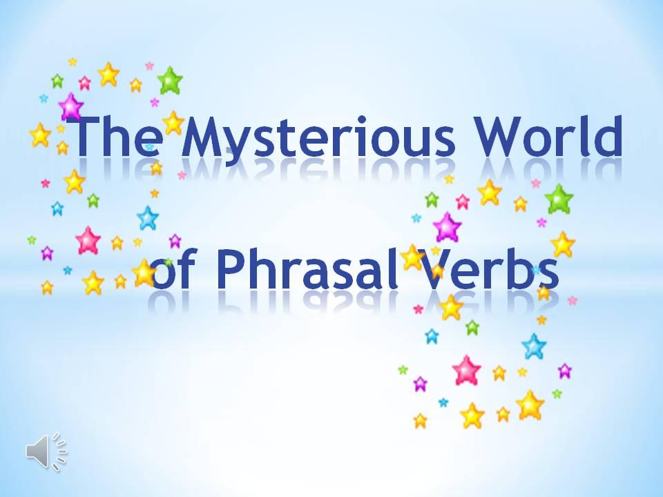 Скачать презентации по английскому языку на тему глаголы
