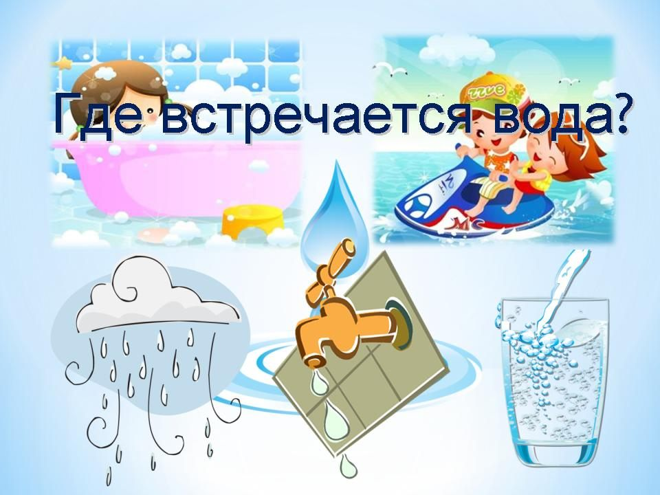 Подвижные игры тема вода
